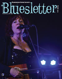 Washington Blues Society Bluesletter